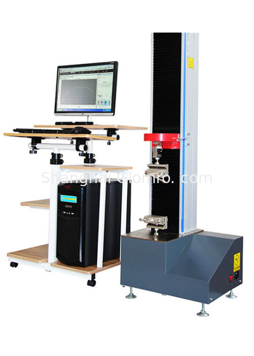 Microcomputer Control Tensile Strength Machine , Electronic Universal Tensile Tester