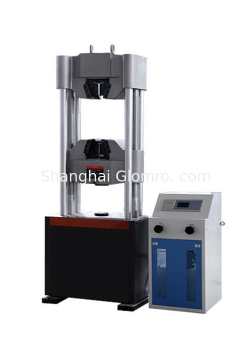 USB Data Transmission Tensile Strength Machine , Horizontal Tensile Testing Machine